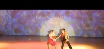 Embedded thumbnail for Extravaganza Dance Company at 7th Balkan Salsa Congress