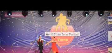 Embedded thumbnail for Extravaganza Dance Company at 2nd World Stars Salsa Festival 2013